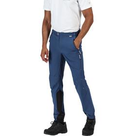 Regatta Mountain II Pantalon Homme, dark denim